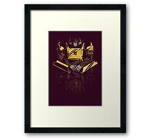 sunstreaker Framed Print