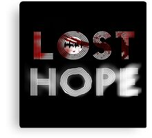 Lost Hope Canvas Print