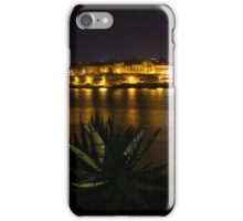 Valletta, Malta Night Magic iPhone Case/Skin