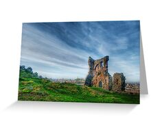 St Anthony's Chapel Greeting Card