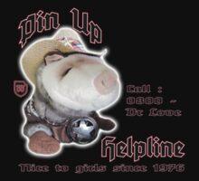 Pin-Up Helpline Dr Love by SundaySchool