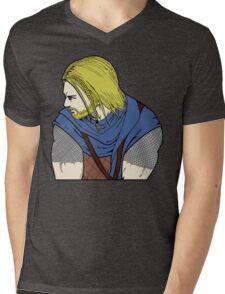 Sovngarde Awaits Mens V-Neck T-Shirt