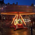 Carousel at dusk by 518photography