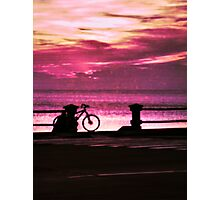 Magic Sunset Photographic Print