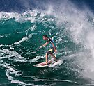 Jordy Smith.2 at 2010 Billabong Pipe Masters In Memory Of Andy Irons by Alex Preiss