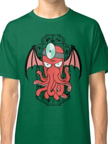 The Call Of Zoidthulhu Classic T-Shirt