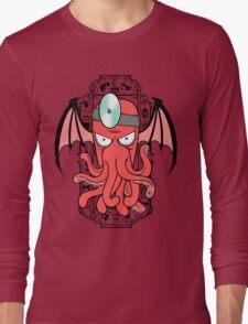 The Call Of Zoidthulhu Long Sleeve T-Shirt