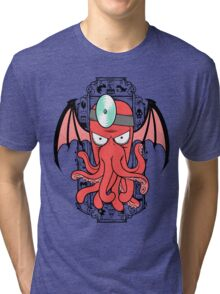 The Call Of Zoidthulhu Tri-blend T-Shirt