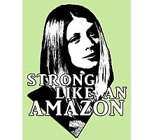TARA MACLAY: Strong Like An Amazon Photographic Print