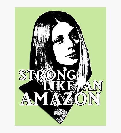 TARA MACLAY: Strong Like An Amazon Photographic Print