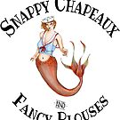 Snappy Chapeaux and Fancy Blouses by Amy-Elyse Neer