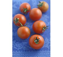 Tomatoes Photographic Print
