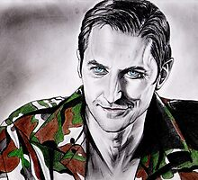"Richard Armitage, ""John Porter"" by jos2507"