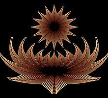 Floral Metamorphosis by TonyaSanders