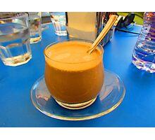 CREMA CAFFE' Photographic Print