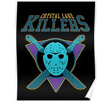 Crystal Lake Killers (NES Variant) Poster