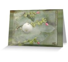 Snowberry tales Greeting Card