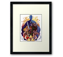 Skyward Sword Framed Print