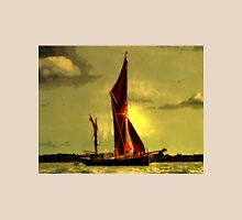 The Sailing Barge Thalatta on the Blackwater T-Shirt