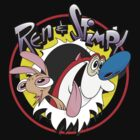 Ren & Stimpy by roundrobin