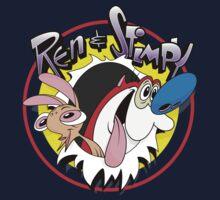 Ren & Stimpy Kids Tee