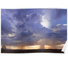 Cloud Burst Poster