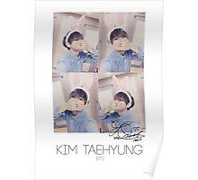 BTS/Bangtan Sonyeondan - V Photocard Poster