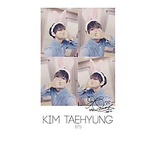 BTS/Bangtan Sonyeondan - V Photocard Photographic Print