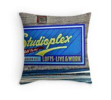 Studioplex Throw Pillow