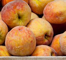 Peaches by Dan Lauf