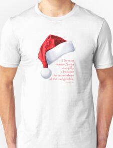 Christmas Card - George Carlin T-Shirt