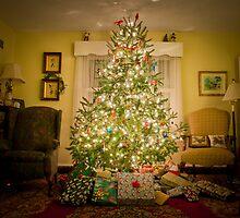 Christmas Tree by Dan Lauf