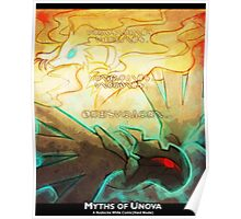 Myths of Unova Poster Poster