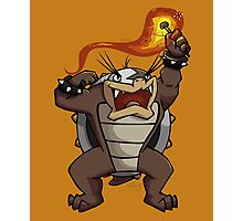 Morton Jr. Koopa Photographic Print