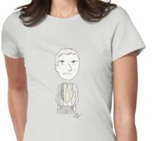 Malcolm Tucker Womens Fitted T-Shirt