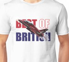 Best of British Unisex T-Shirt