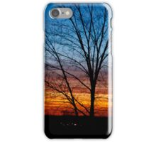 Caledon Sunset iPhone Case/Skin