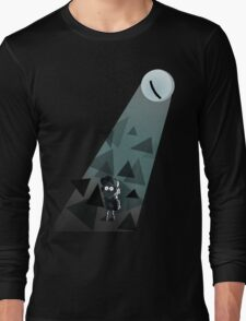 Moon Cipher Long Sleeve T-Shirt