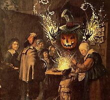 The Pumpkin Magician by David Irvine