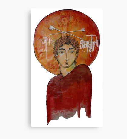 San Sebastian  Canvas Print