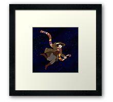4th Doctor! Framed Print