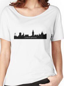 London Skyline Women's Relaxed Fit T-Shirt