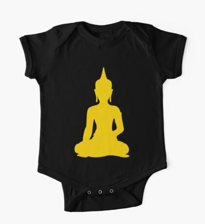 Attention Buddha One Piece - Short Sleeve