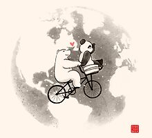 True Love Conquers All 2 by Panda And Polar Bear