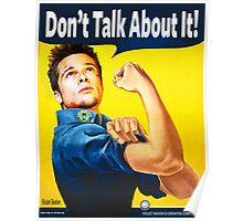 Durden the Riveter Poster