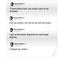 Best of: Dylan O'briens tweets Poster