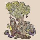 Elm Tree by Octavio Velazquez