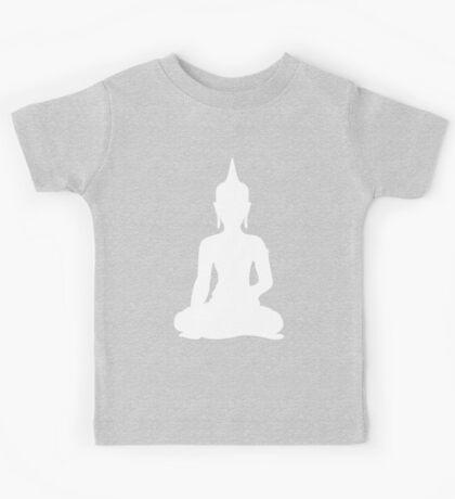 Grey Buddha Kids Tee