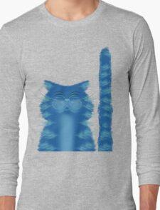 RIBBAR THE CAT Long Sleeve T-Shirt