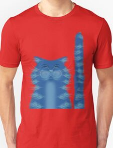 RIBBAR THE CAT Unisex T-Shirt